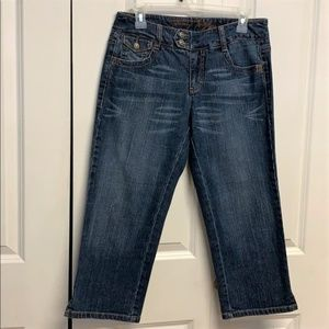Tommy Hilfiger Cropped Jeans Size 6